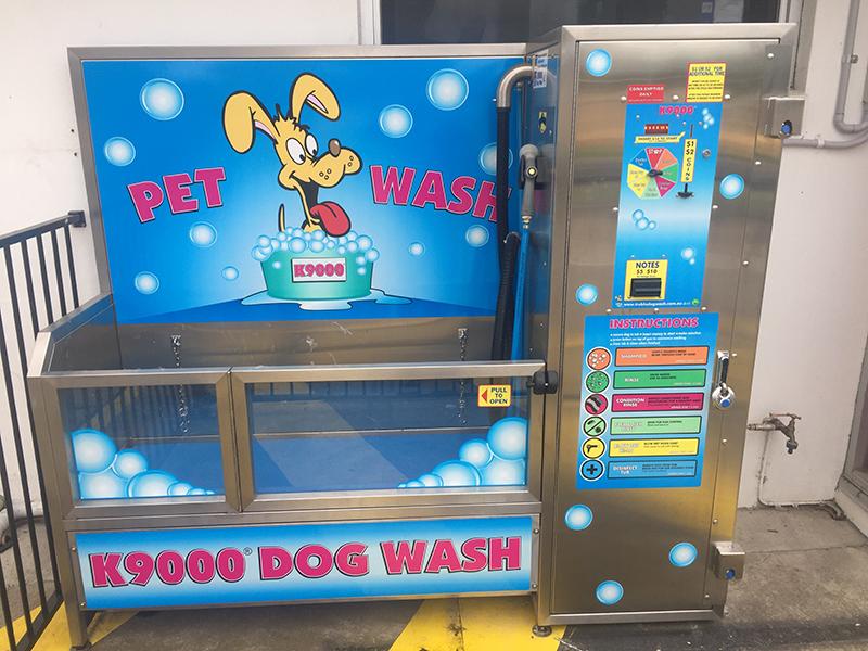 DIY Dog Wash Station Altona North